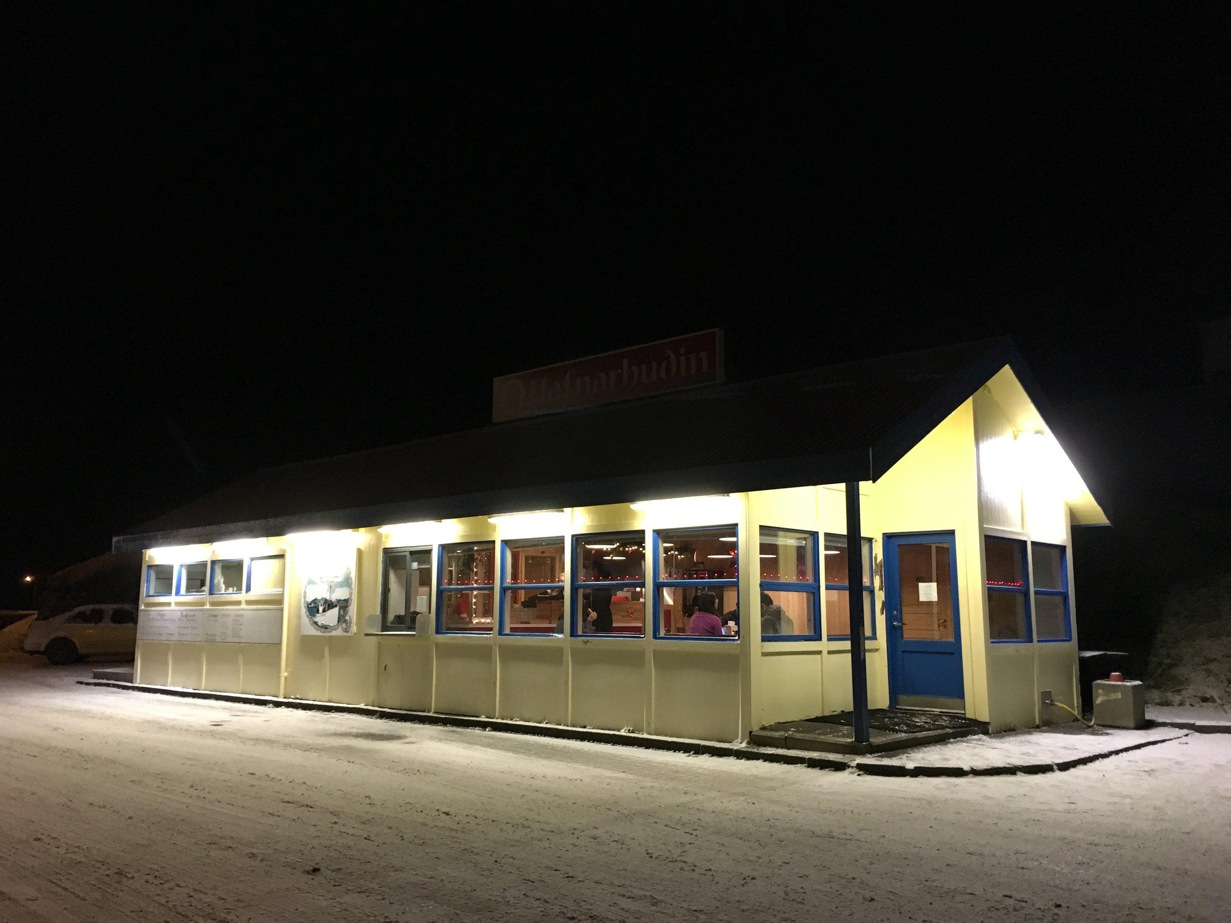 Hafnarbuðin