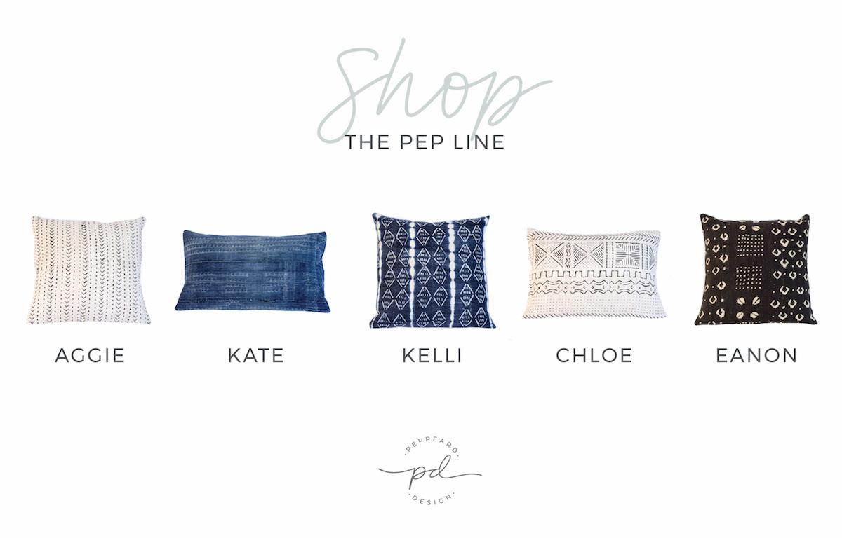 Shop the Pep Line