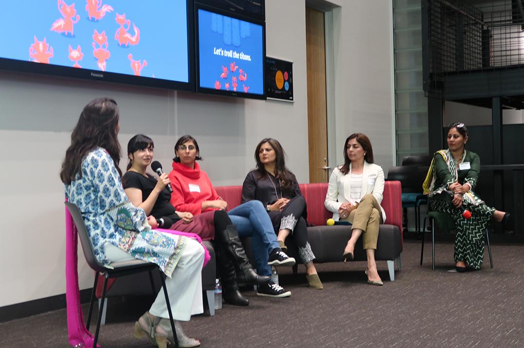TechWomen -