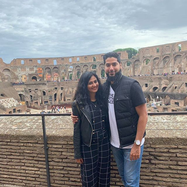 Had a lovely few days of history, food and art in Rome! Is it too soon to count down till our next holiday? 🙊 #alhamdulillah #rome #arfahamza