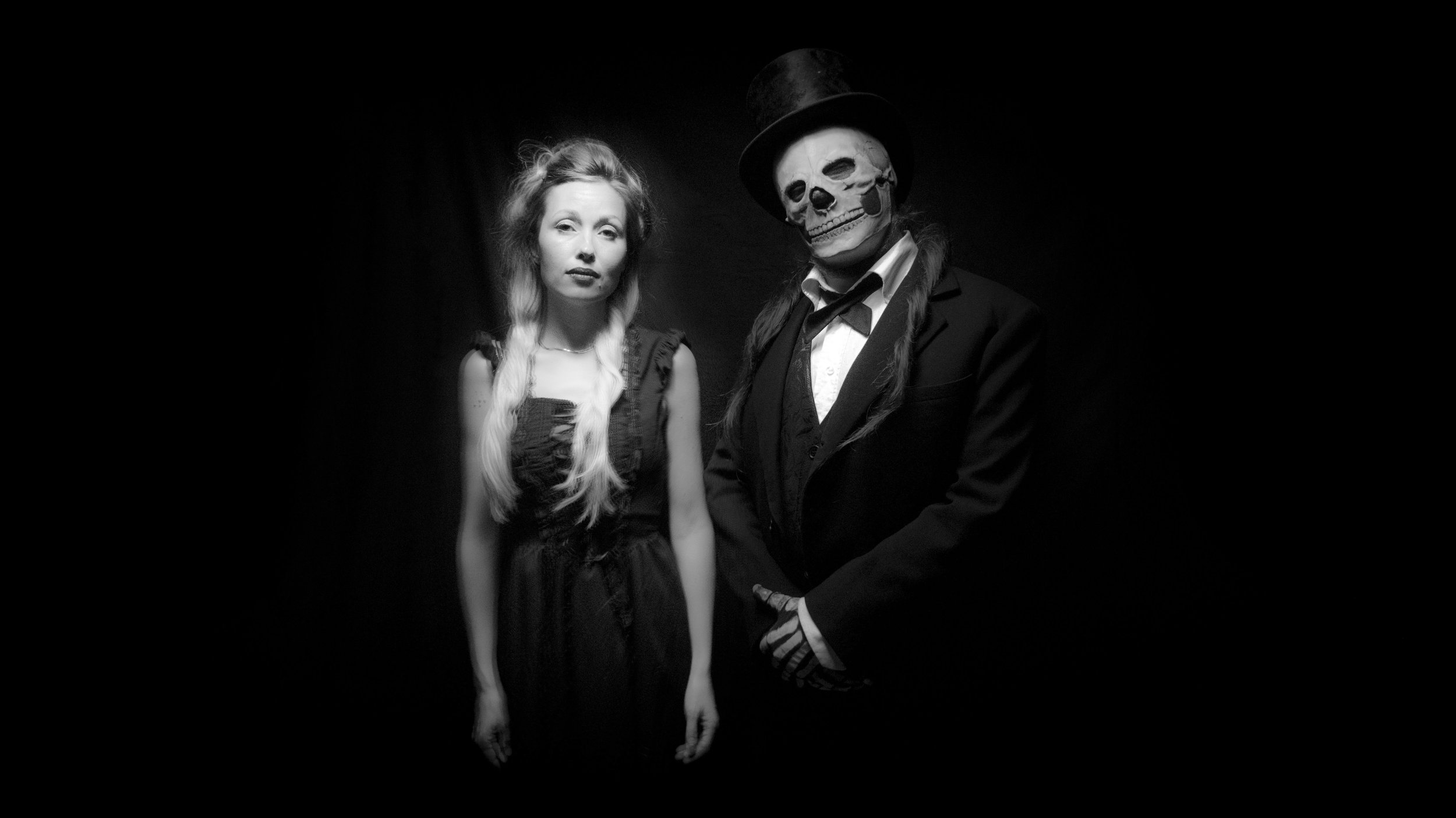 Professor Bones with Suvi