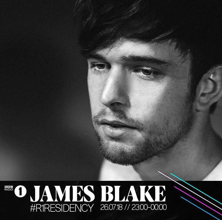 BBC 1 Radio - SwaVay & James Blake