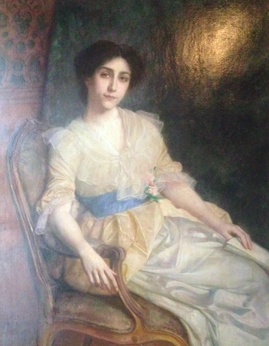 Claude d'Albon, Comtesse Charles-Louis de Kergorlay