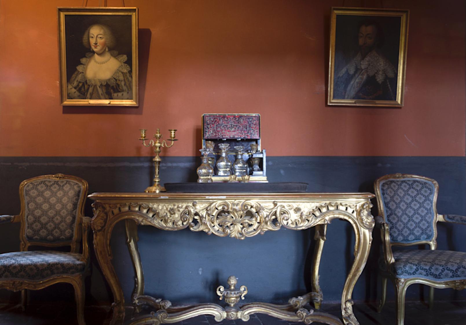 Visites des parties reservées a la famille - Découvrez les secrets de notre maison