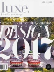 LUXE MAGAZINE January 2017