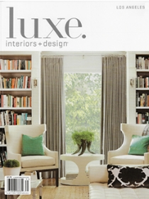 LUXE MAGAZINE Winter 2013