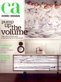 CA HOME + DESIGN Nov/Dec 2011