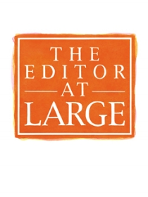 EDITOR AT LARGE February 2015