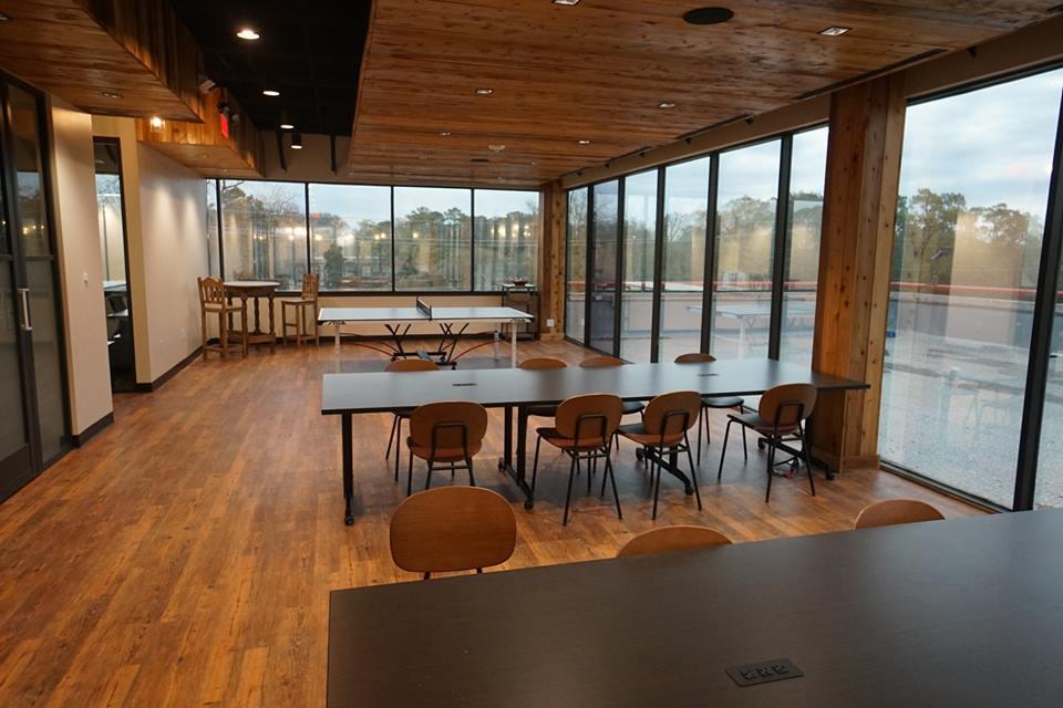 houston shared workspace
