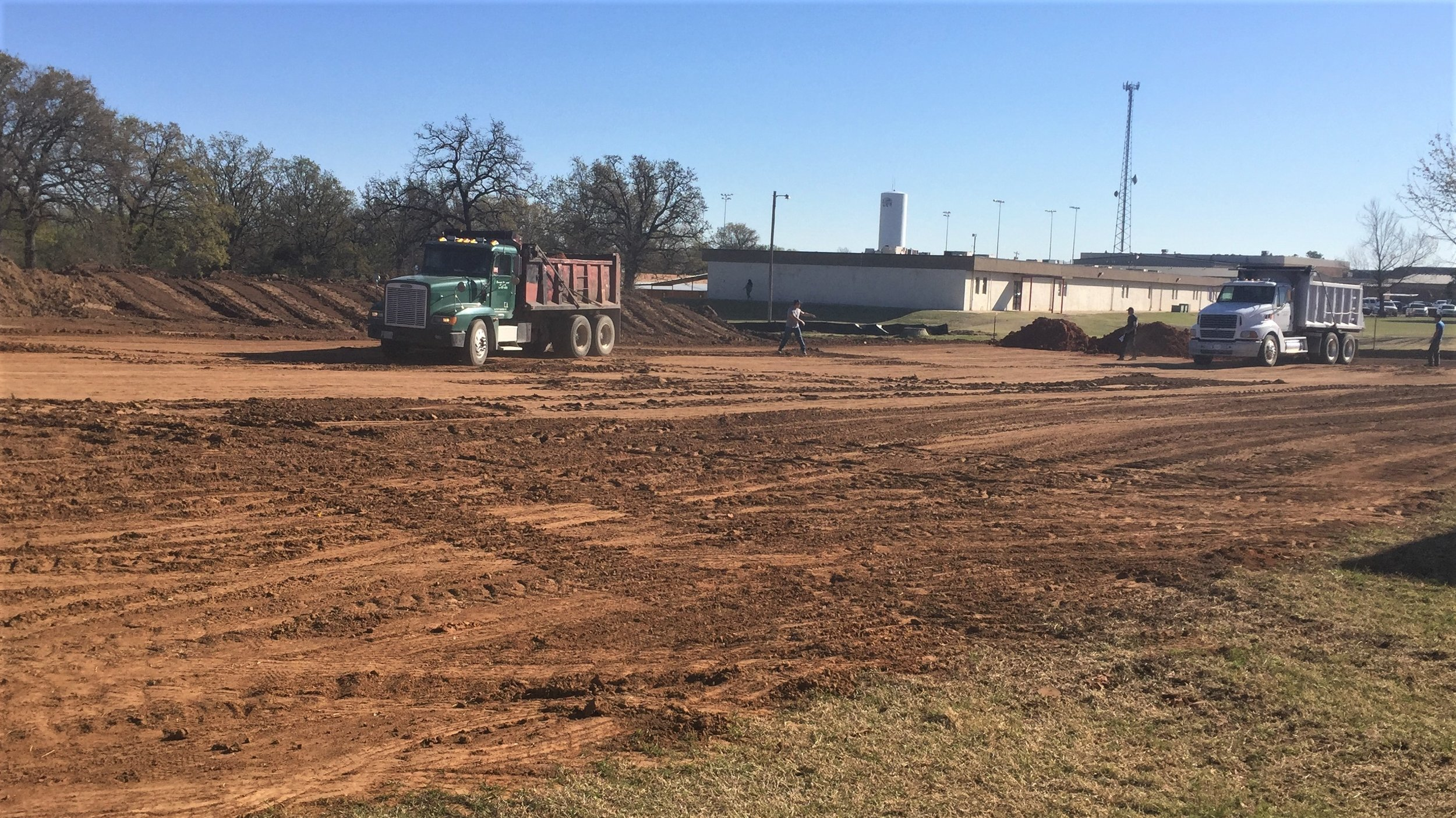 Land Preparation Oklahoma City OKC