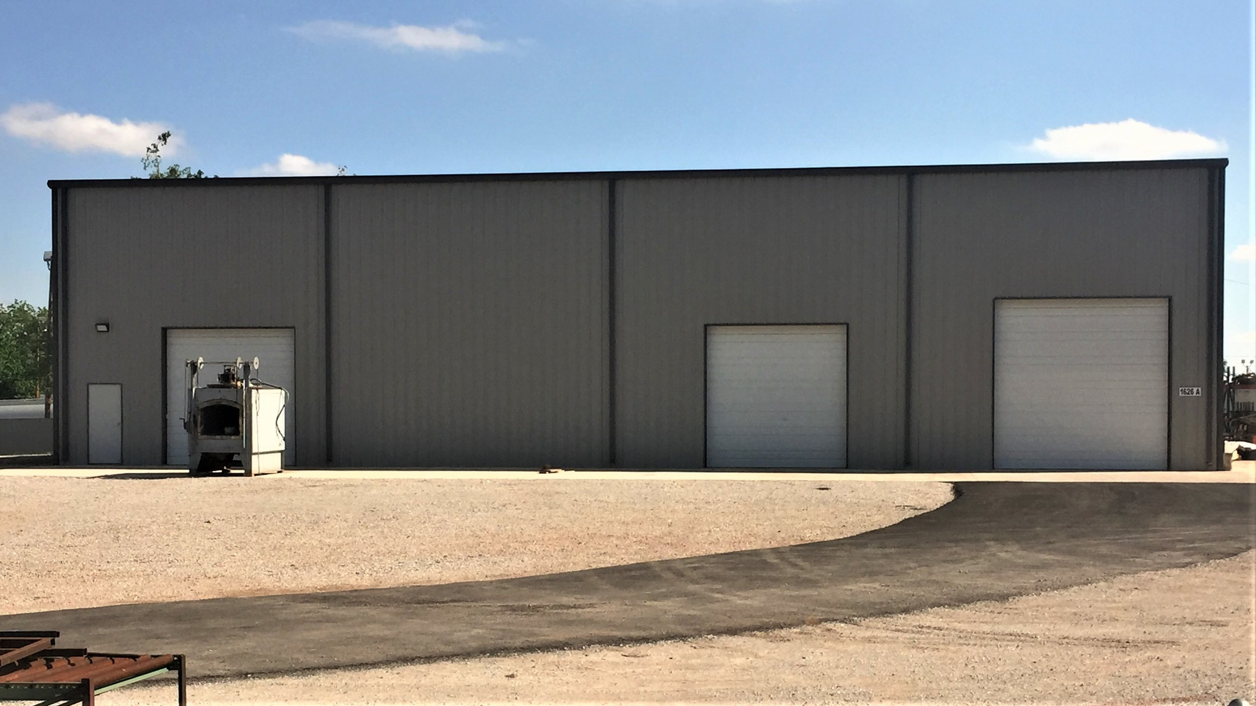 Industrial Building Steel Turnkey Oklahoma City OKC