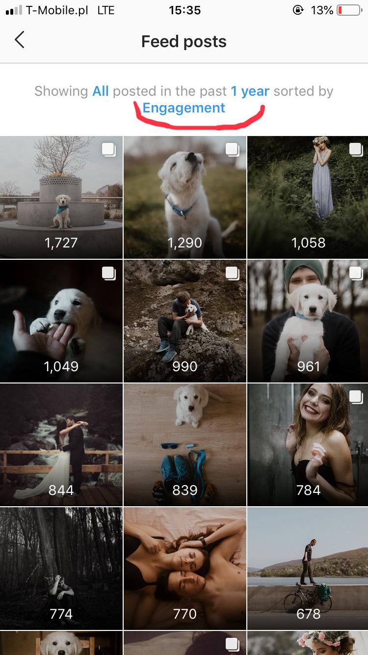 jak tworzyc zaangazowanie na instagramie fotografia 3