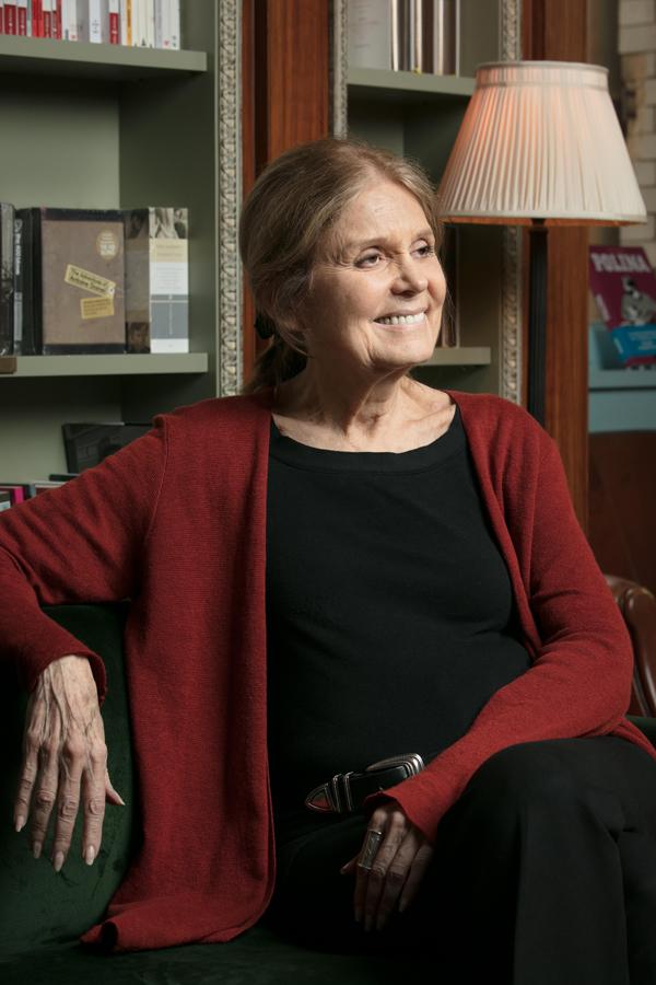 Gloria Steinem  - Writer, Lecturer, Political Activist, and Feminist Organizer