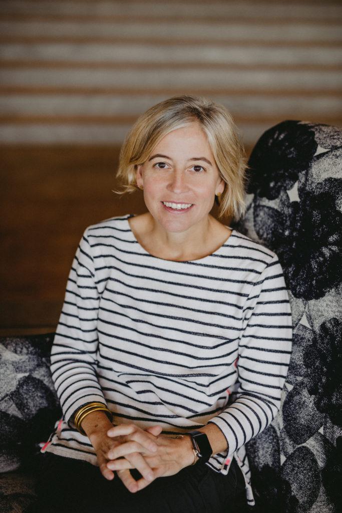Amy Richards  - Writer, Feminist Organizer, Executive Producer - WOMAN