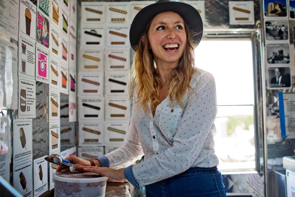Natasha Case  -Co-Founder, Coolhaus Ice Cream