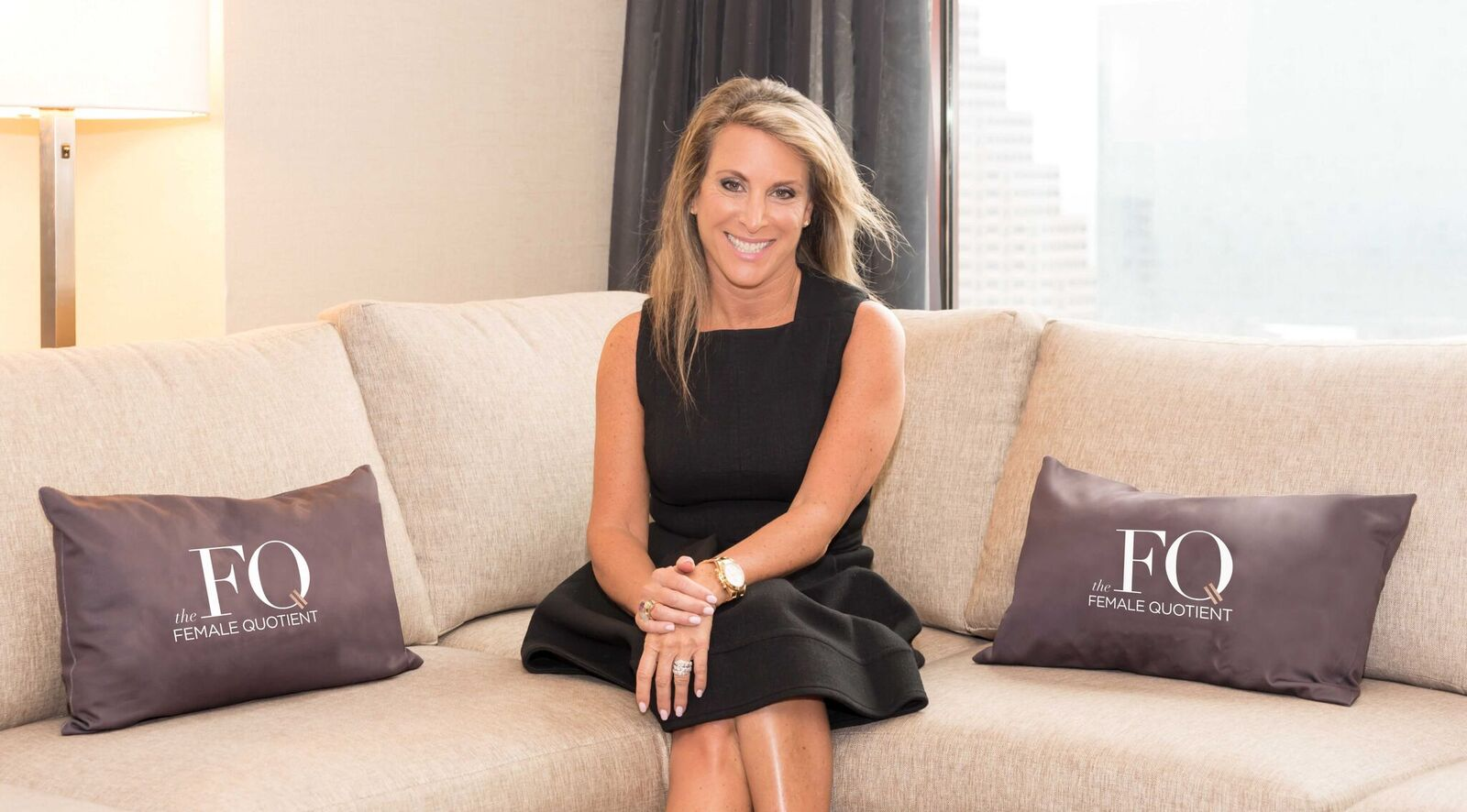 Shelley Zalis - CEO, The Female Quotient; Founder, The Girls' Lounge