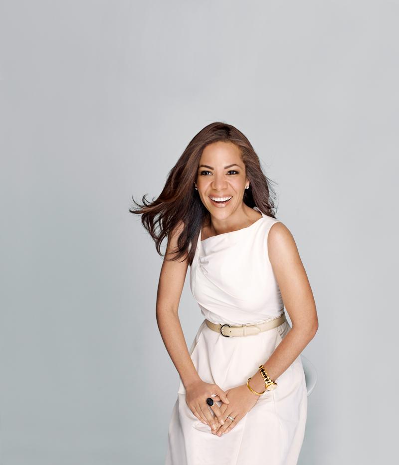 Sunny Hostin  -Co-Host, ABC's The View
