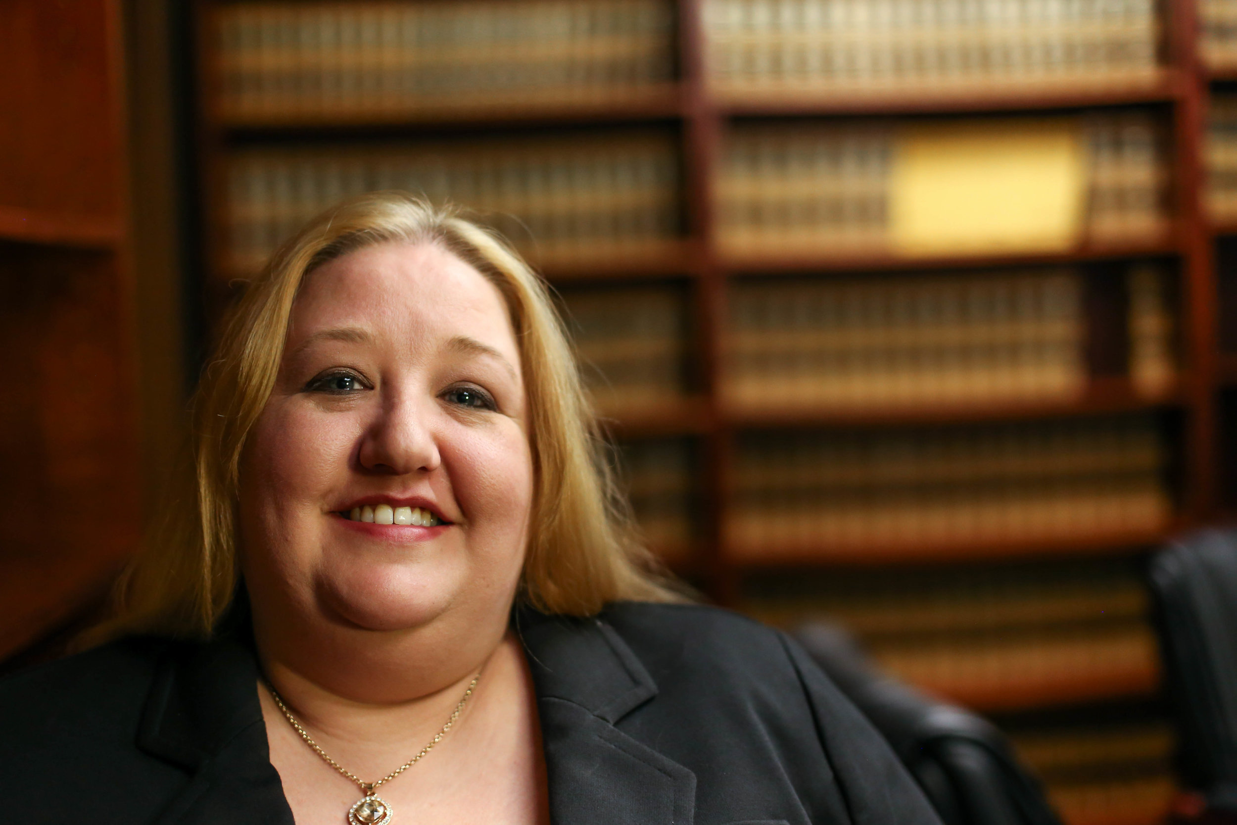 Jennifer Duarte, Legal Secretary