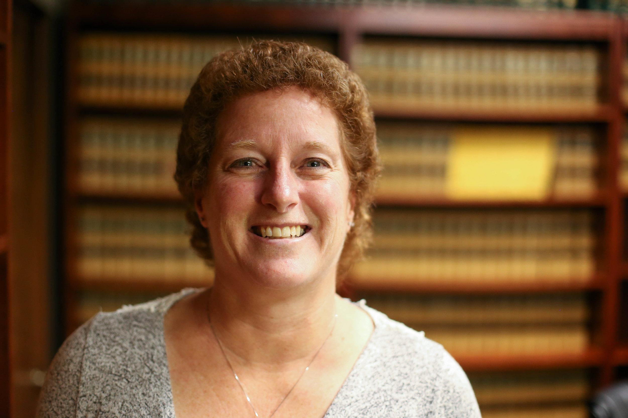 Kellie Taphouse, Legal Secretary