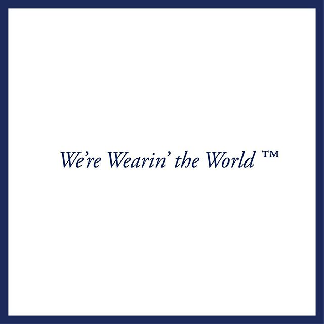 Emotional Connection To the World: We're Wearin' the World™ #DhanaGoesCircular