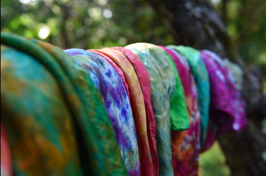 JSKY DYES - JSky Dyes features hand-dyed, hand-sewn and made with love pieces in New York's Hudson Valley. Handmade means mama-made at JSky Dyes, and every item is one-of-a-kind.