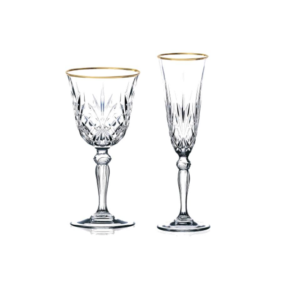 potomac beveled edge crystal glass stemware - tabletop rentals - dc - miami - new york - atlanta.jpg