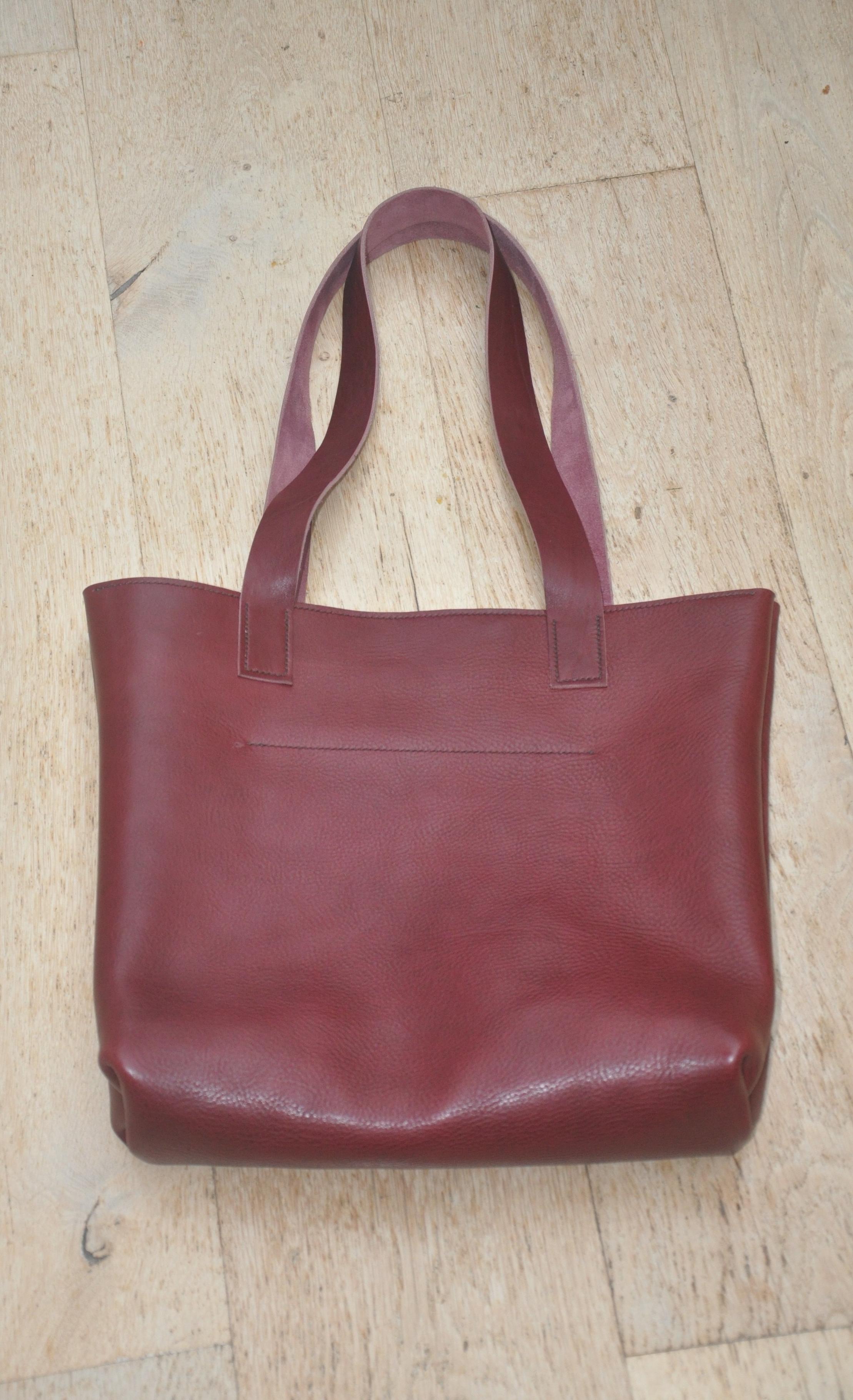Brown Tote, £140