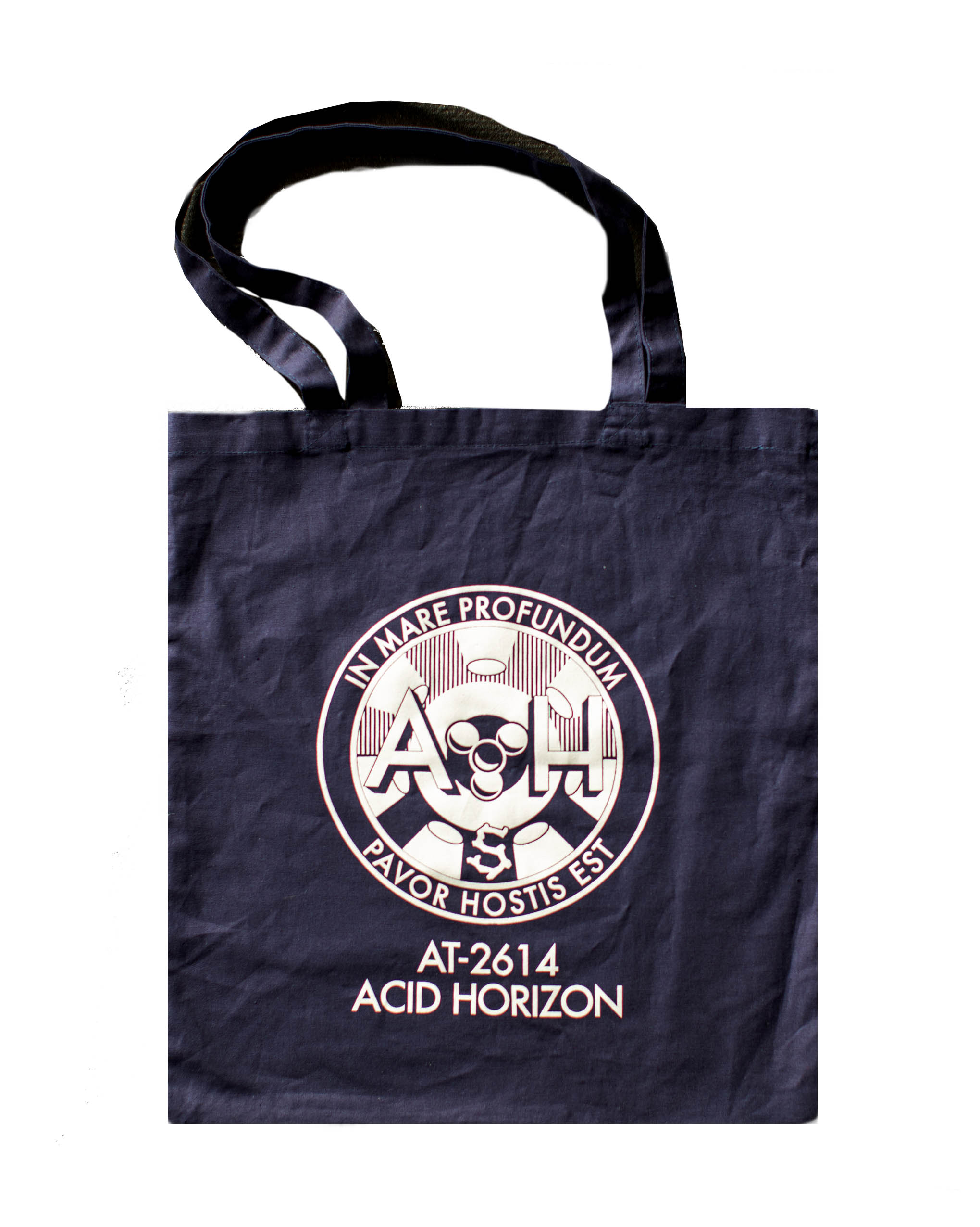 Tote Bag with OfficialAcid Horizon Mission Patch -