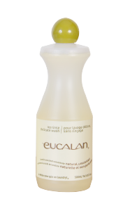 🍁  Eucalan    Used for wool or delicate fabrics, Eucalan is great for wool diaper covers for washing and lanolizing.