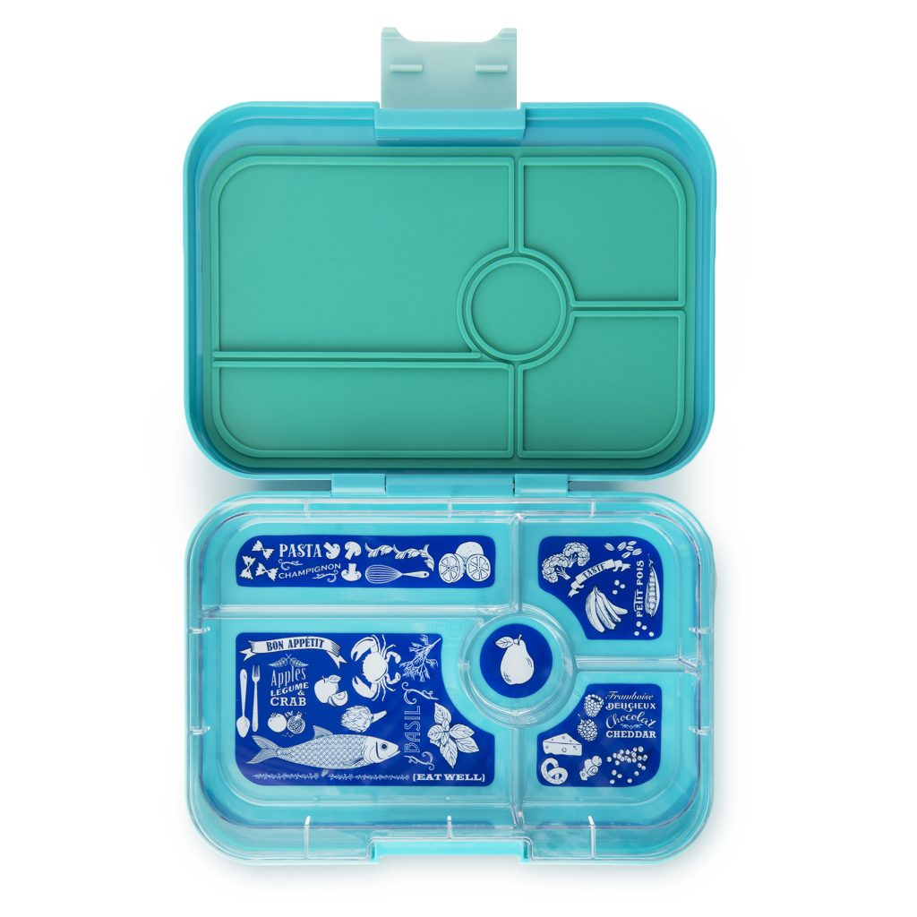 Yumbox    Leakproof, kid-friendly and easy to pack. They're one of the most popular lunchboxes and fit easily into bags and purses. We carry the MiniSnack, Original, Panino and Tapas (for big kids & adults).
