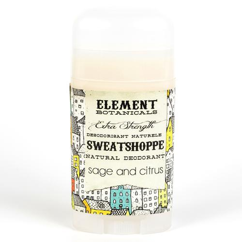 🍁    Element Botanicals    Natural, Canadian made deodorant in a stick! Available in a variety of scents, you're sure to find an affordable option to suit your needs!