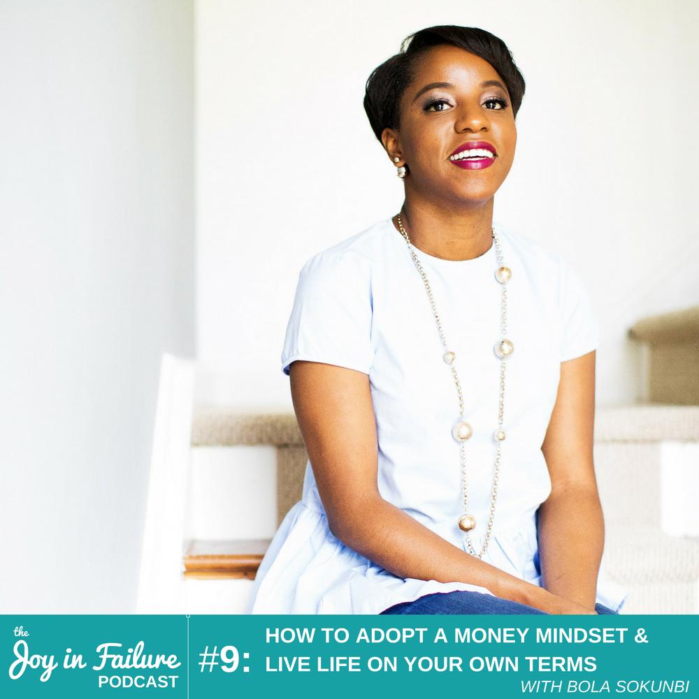 bola sokunbi clever girl finance interview money mindset