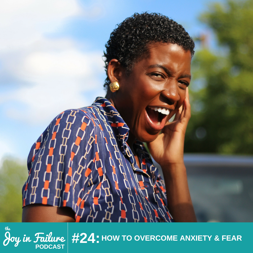 joy Ogunneye how to overcome fear and anxiety