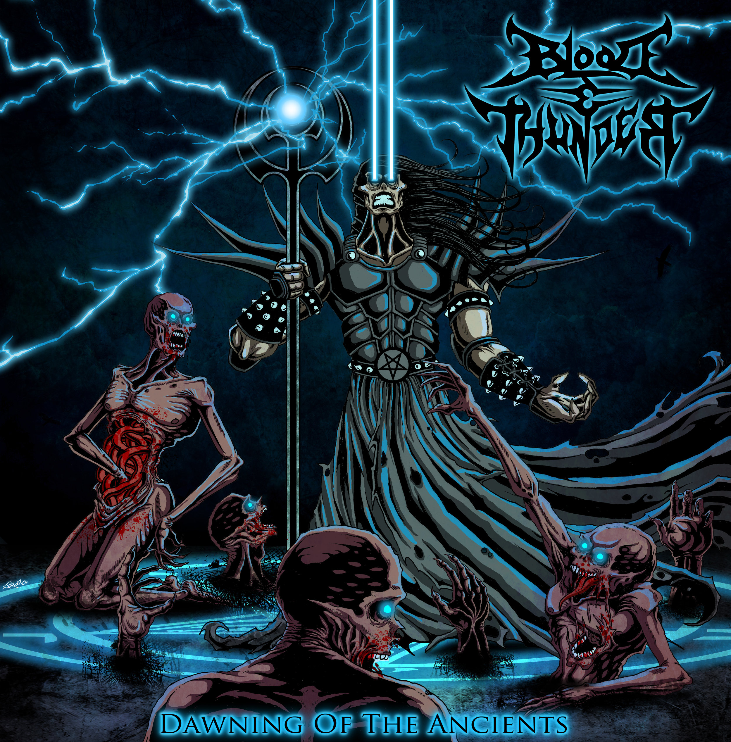 Dawning of the Ancients - 2011Track Listing:1. We Will Endure2. Cold Ones3. Children of the Sand Intro4. Children of the Sand5. Necrosis6. Mephistopheles7. Throwdown8. This Faceless Odyssey9. The Last Legacy