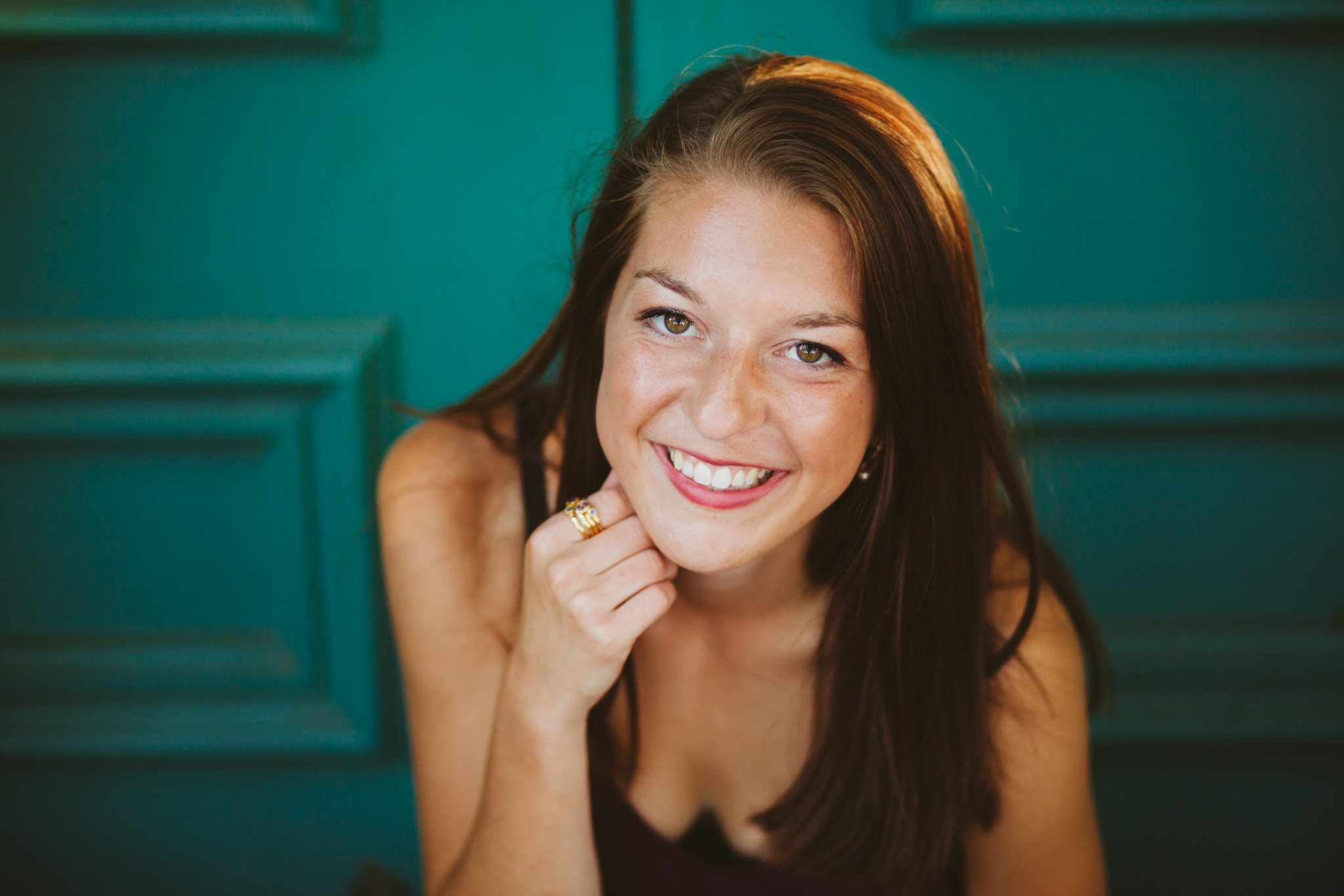 kyra - c/o 2017 - She is so fun, so nice, so talented! I would totally recommend her to anyone.