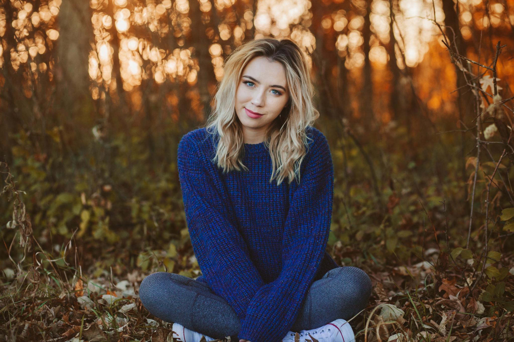 Jasmine - c/o 2019 - Amazing photographer!!!