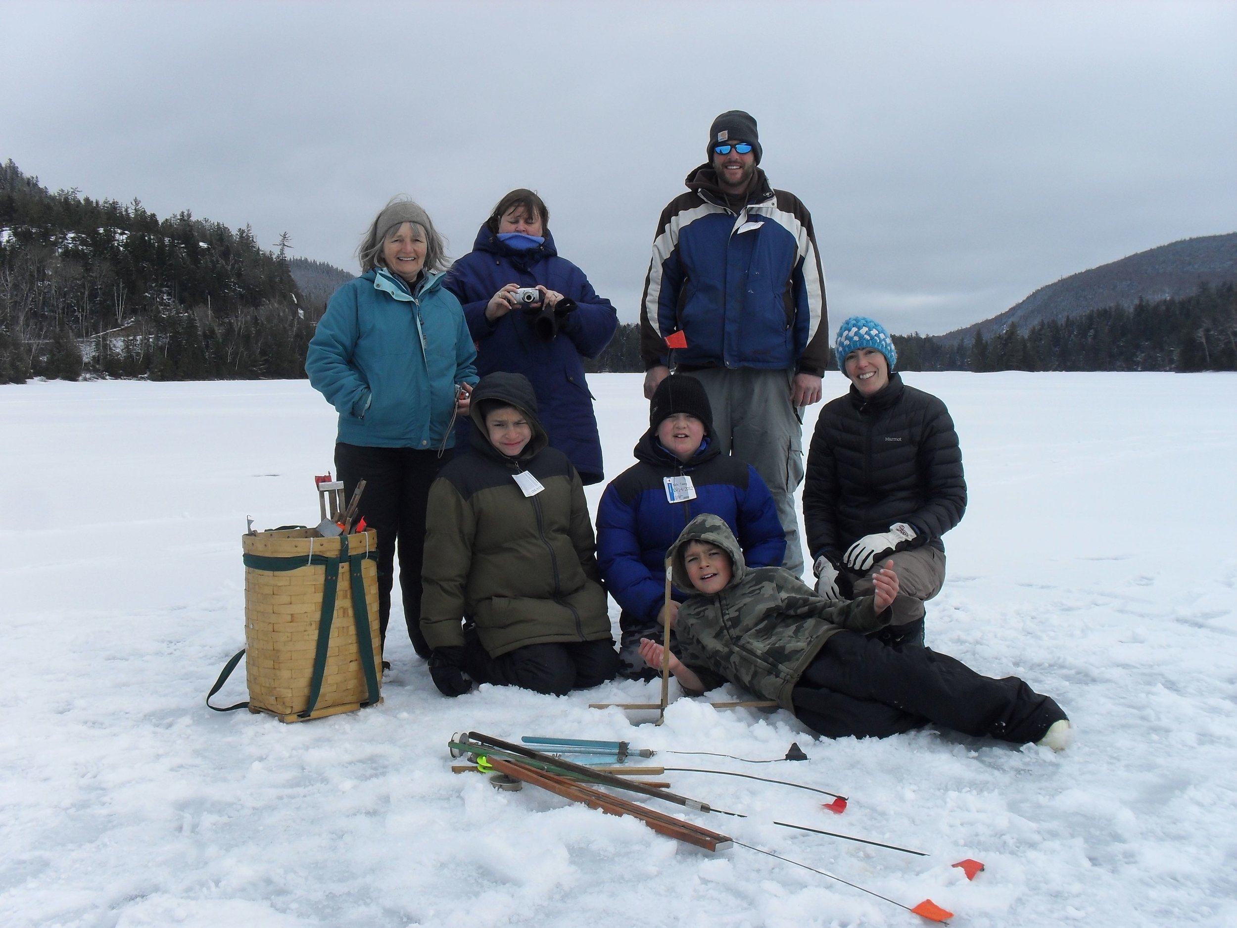 Group outings for all seasons. Let's get started! -