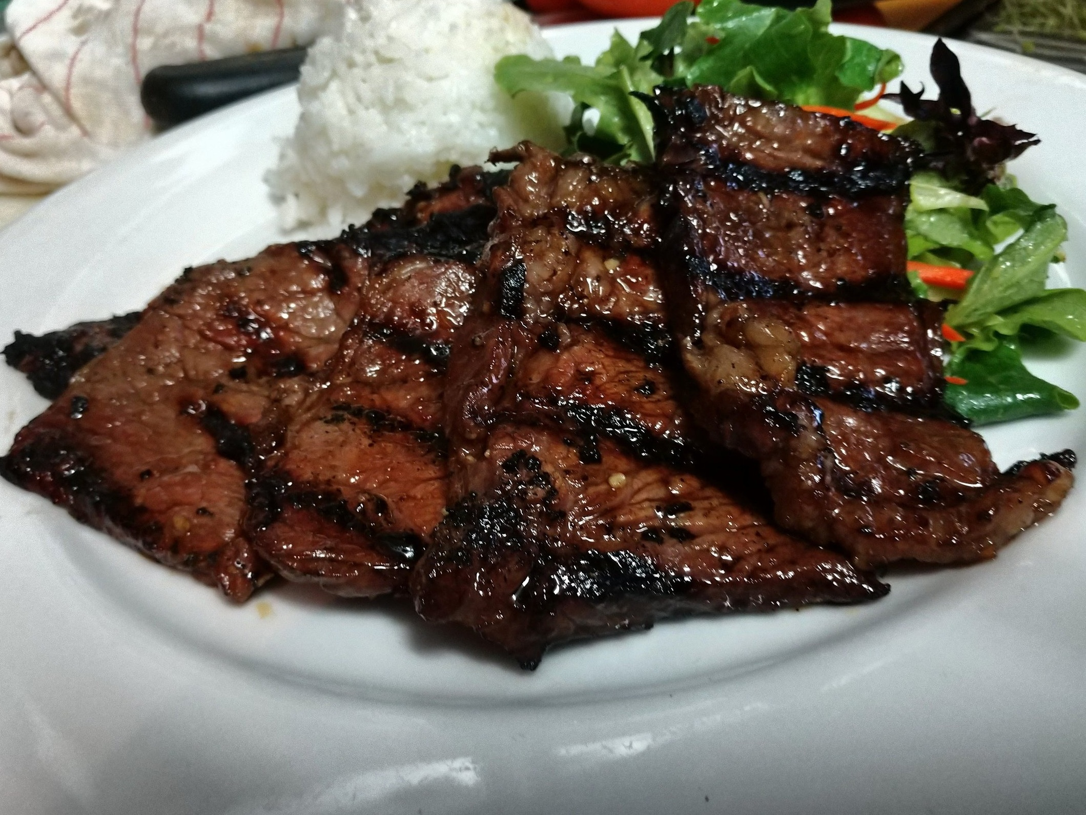 Kalbi Steak