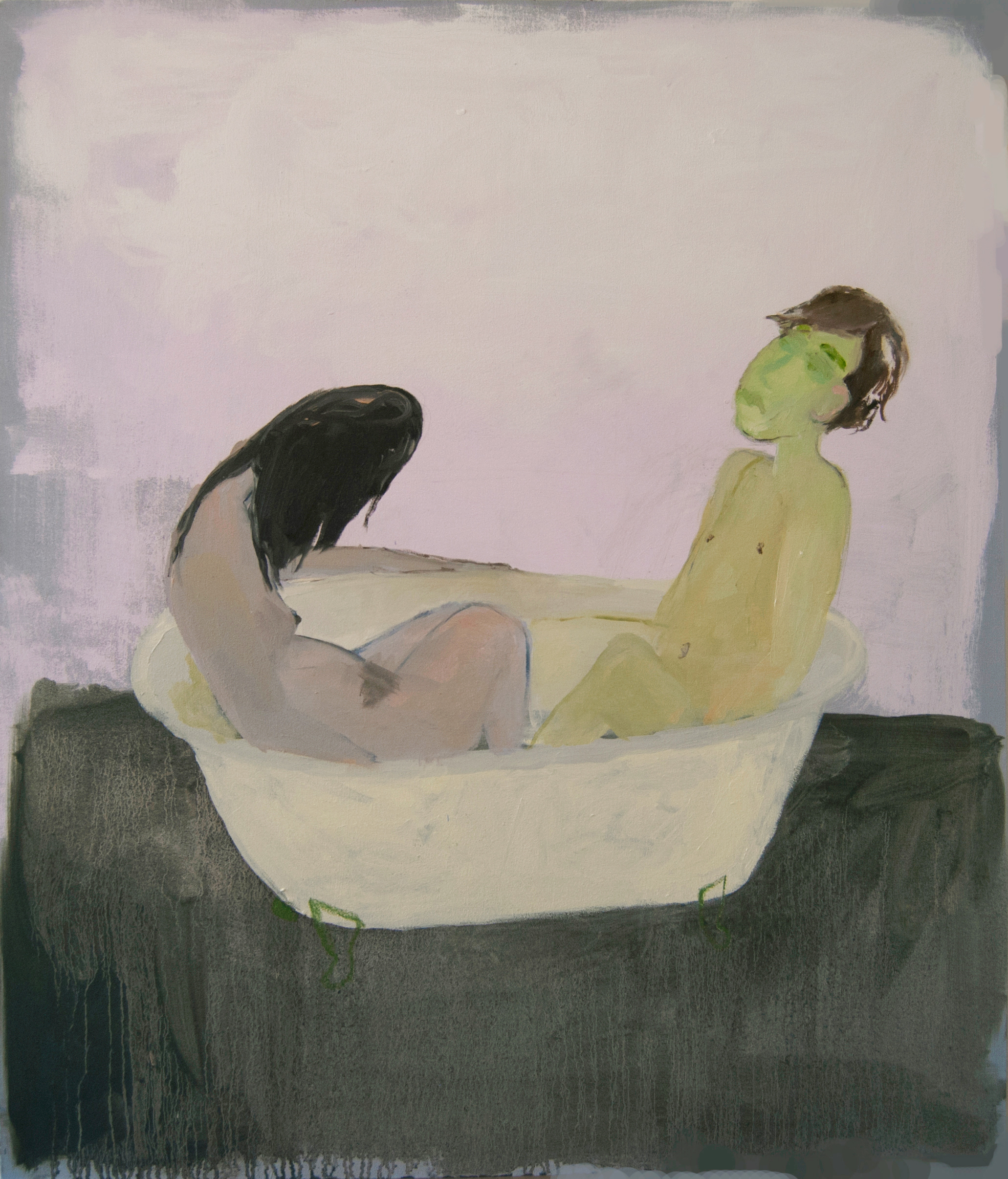 Pillowtalk (The Bathers)