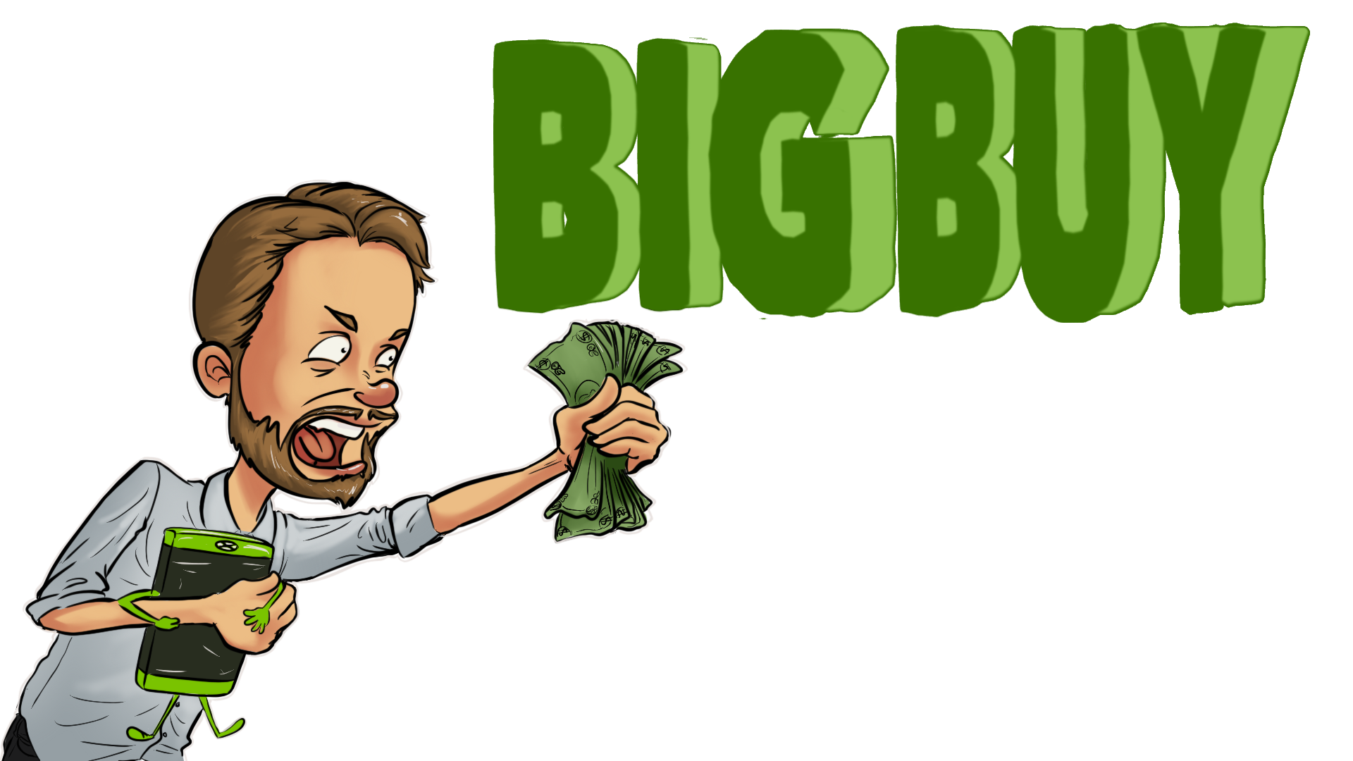 Big Buy - A must own game that's worth picking up at full price.