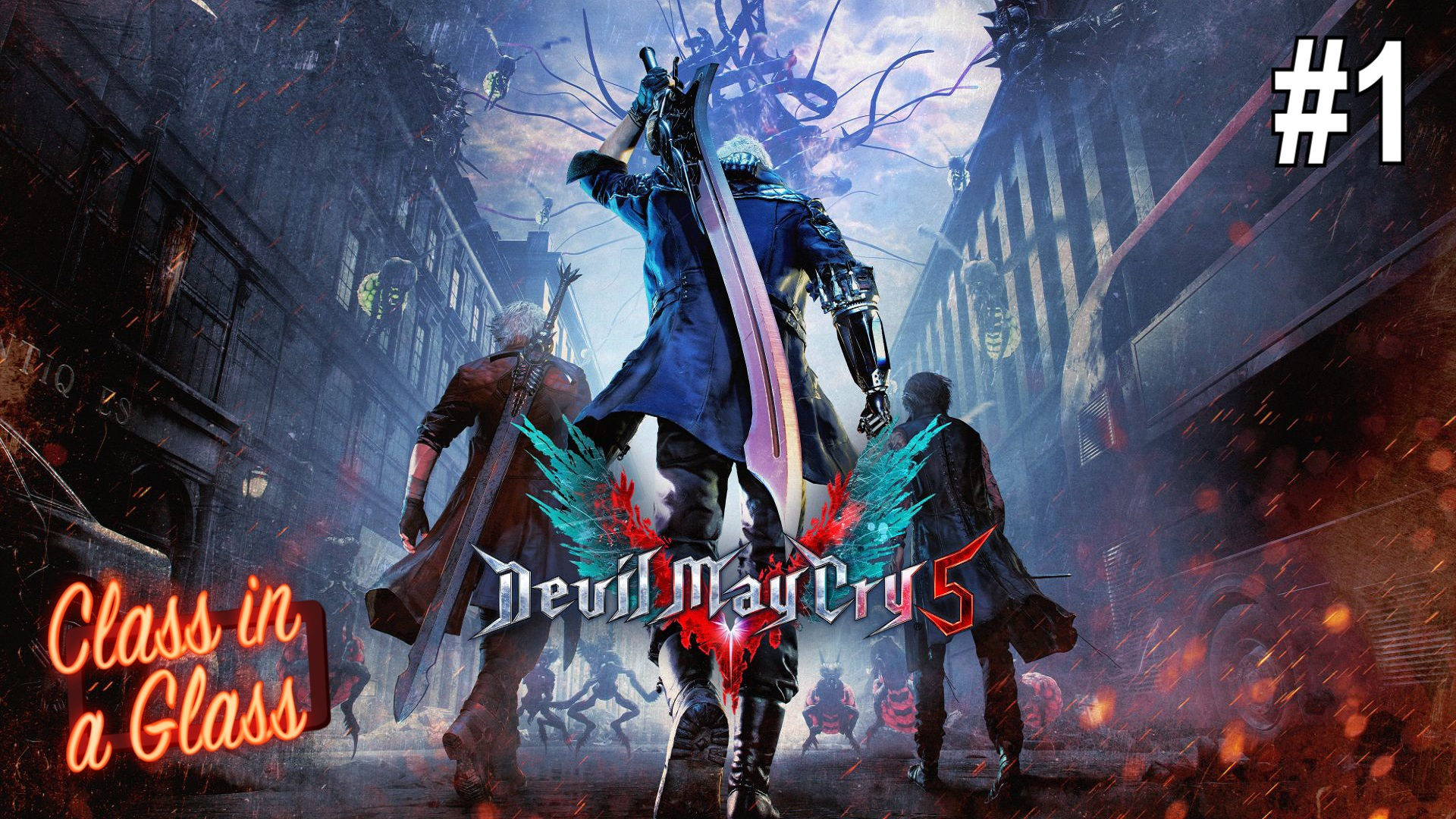 Twitch Livestream | Devil May Cry 5 – Part 1 | Xbox One