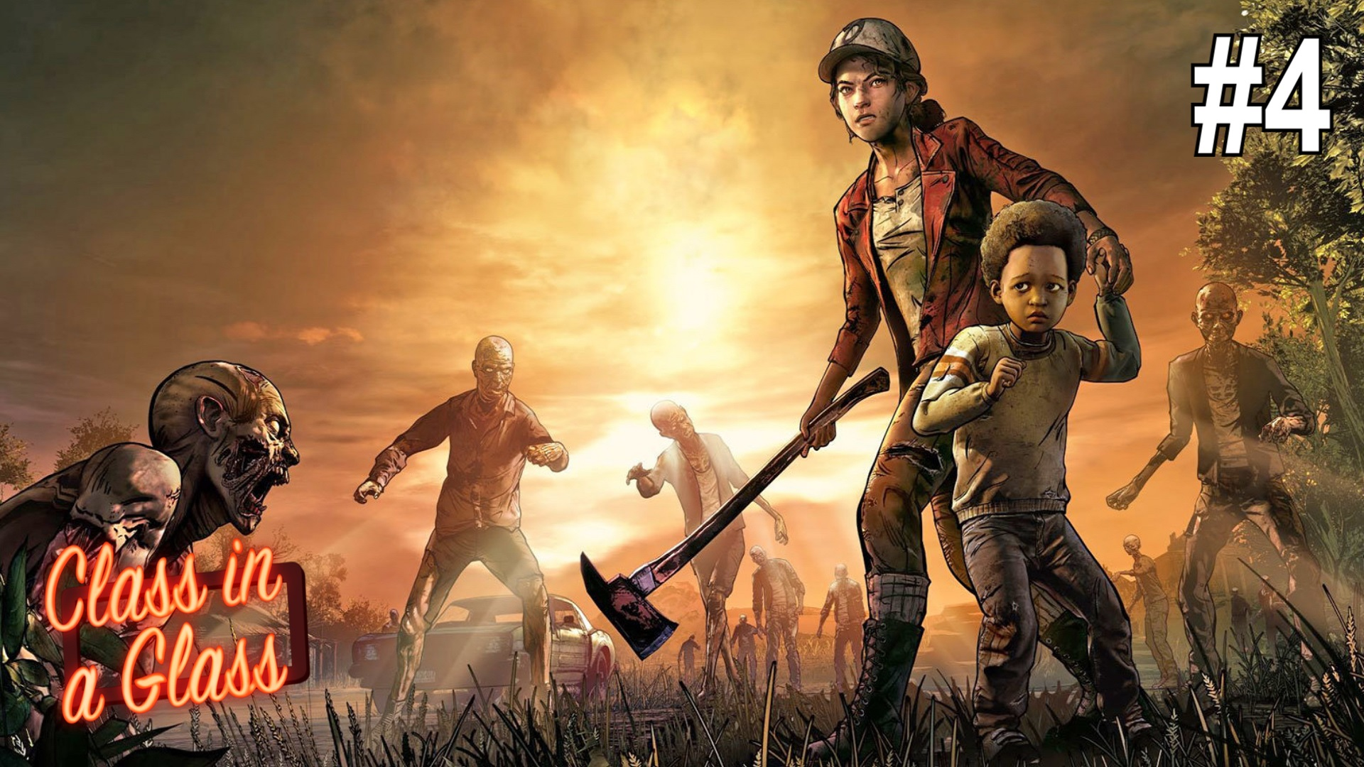 Twitch Livestream | The Walking Dead: The Final Season – Ep. 4: Take Us Back | Xbox One