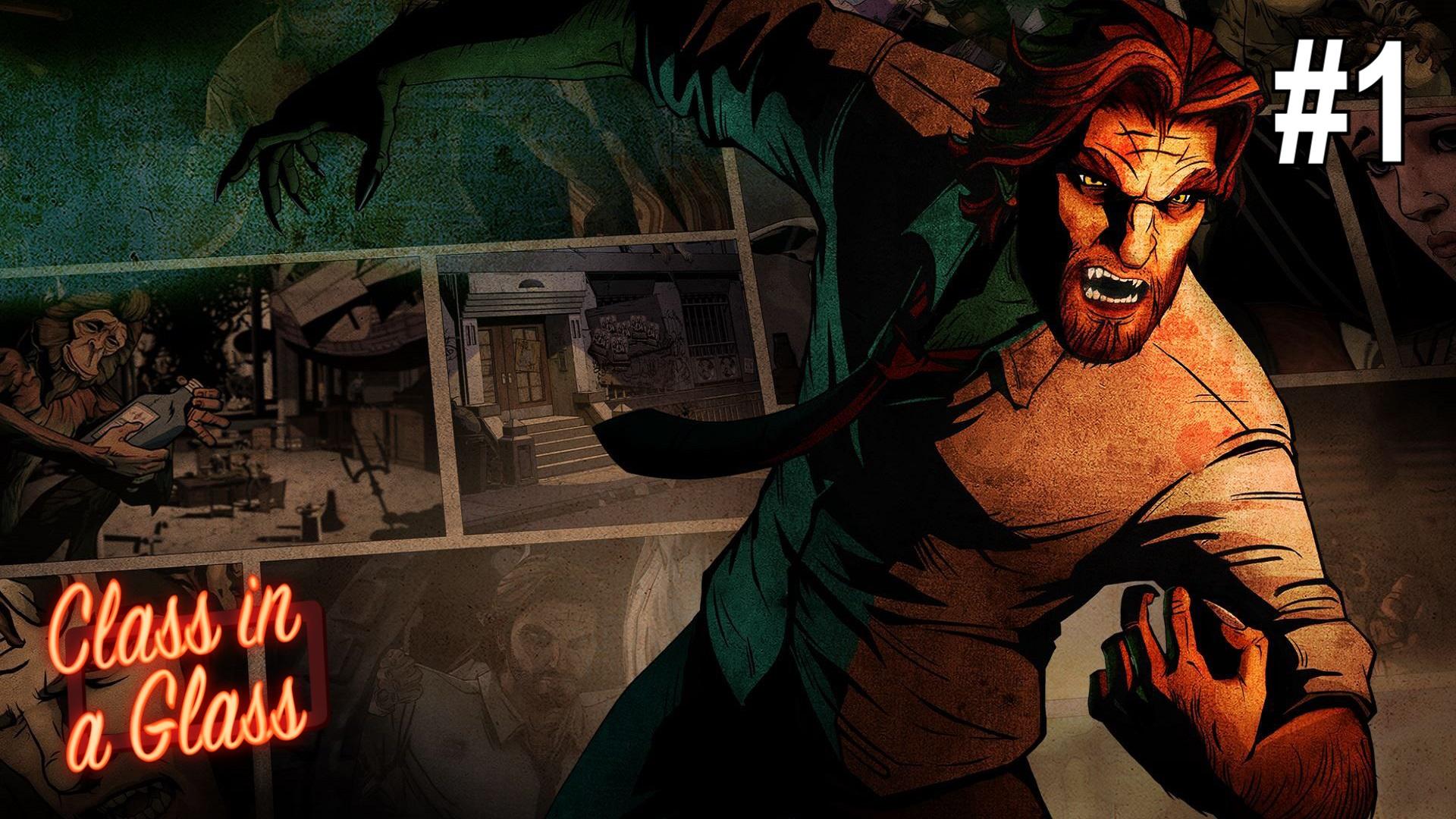 Twitch Livestream | The Wolf Among Us – Ep. 1: Faith | Xbox One