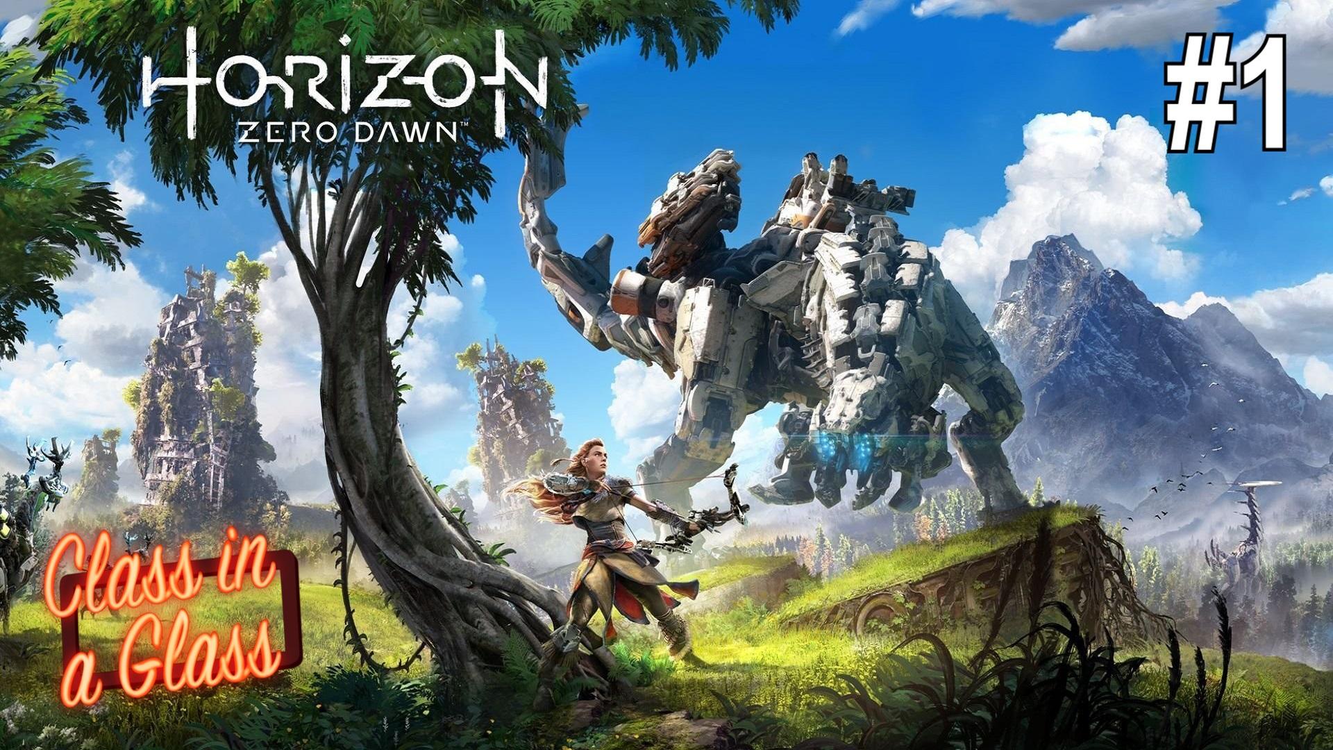 Twitch Livestream | Horizon Zero Dawn – Part 1 | PS4