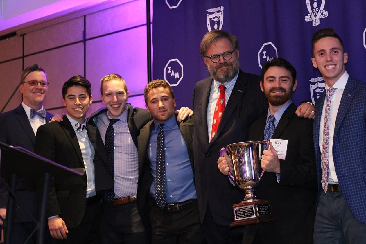 2018 Founders Cup Winners!