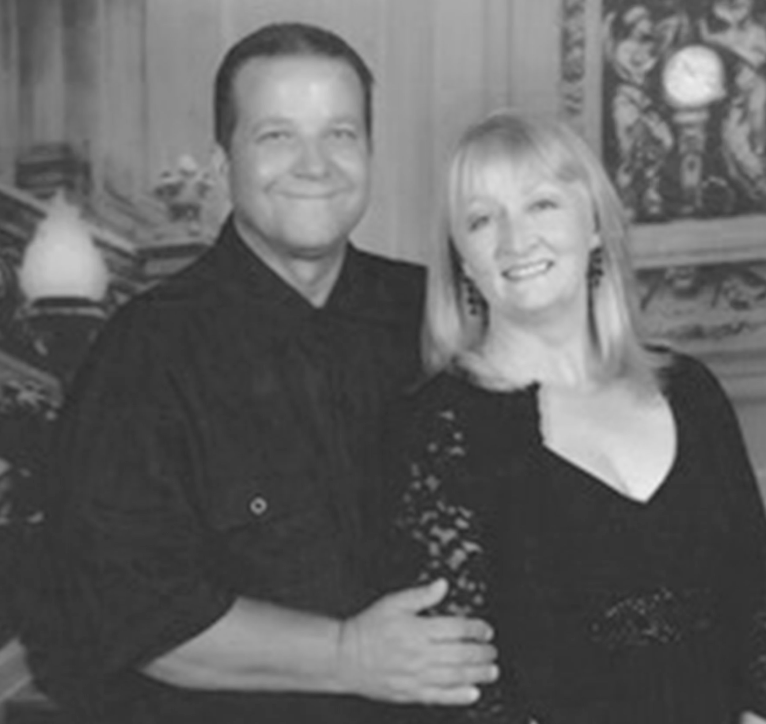 John & Patty Elliott   Gulf Coast Foursquare | Hitchcock, Texas
