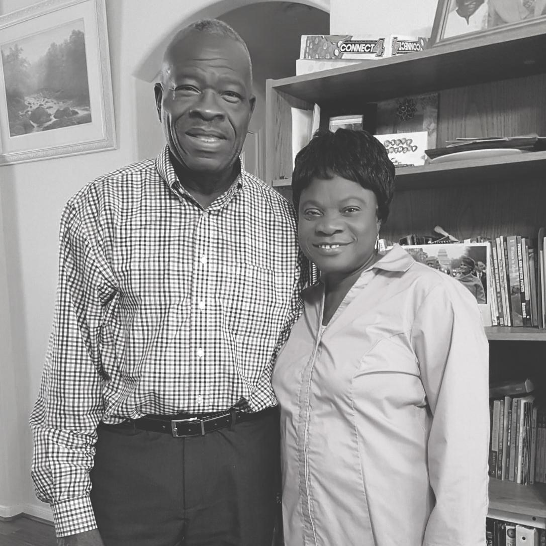 Alaba & Anota Obiri   Houston South Foursquare Church | Houston, TX