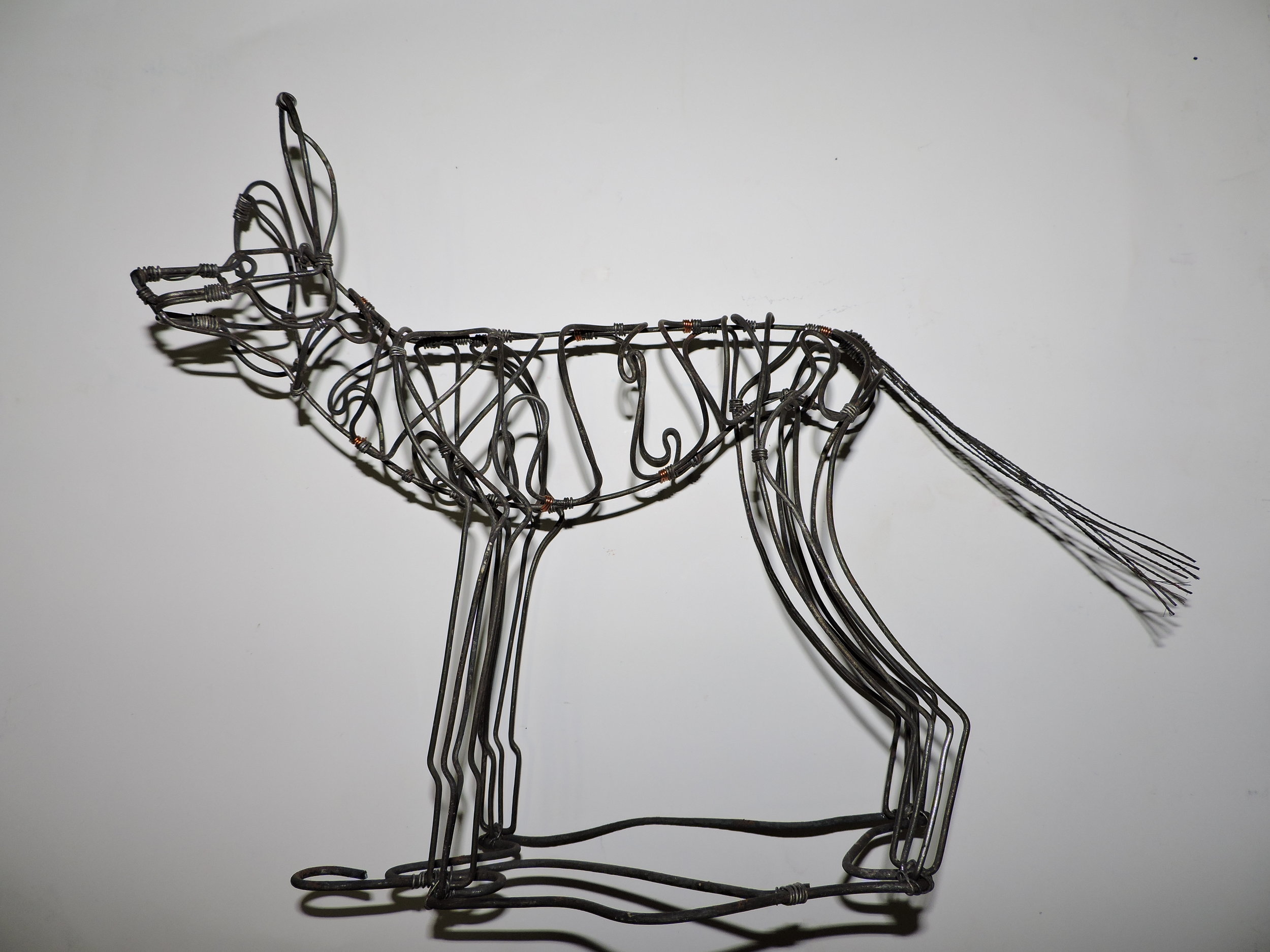 highlight: PDC's snare wire sculpture