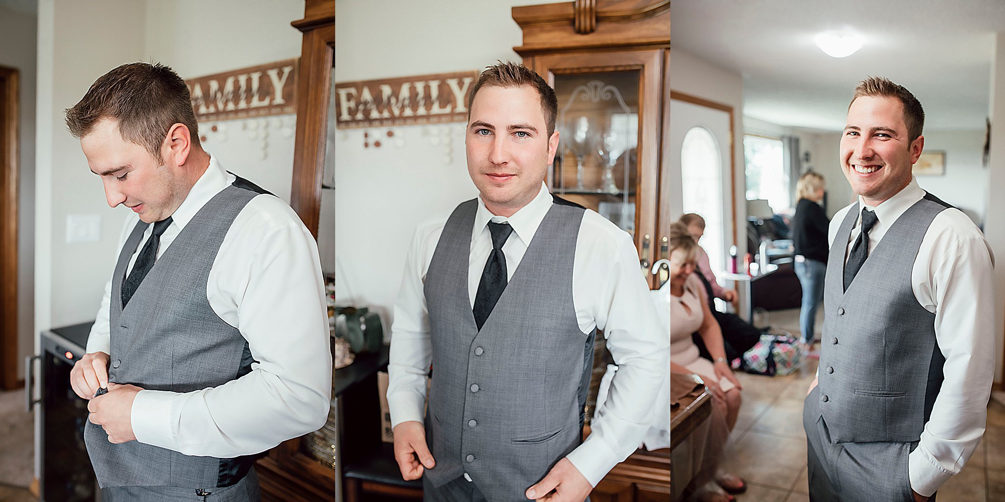 getting ready groom, wedding