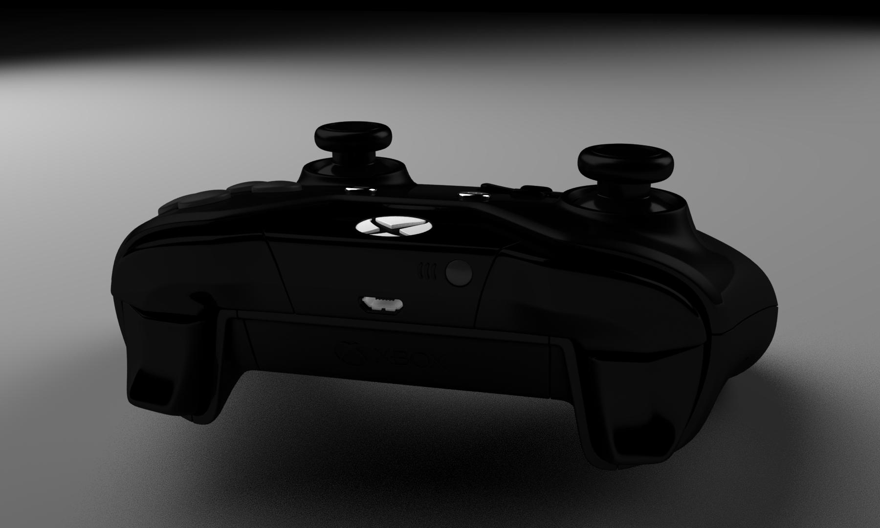 Xbox Back